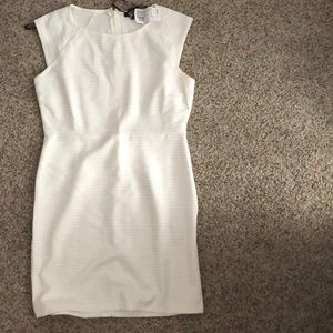 Brand new white dress with tags